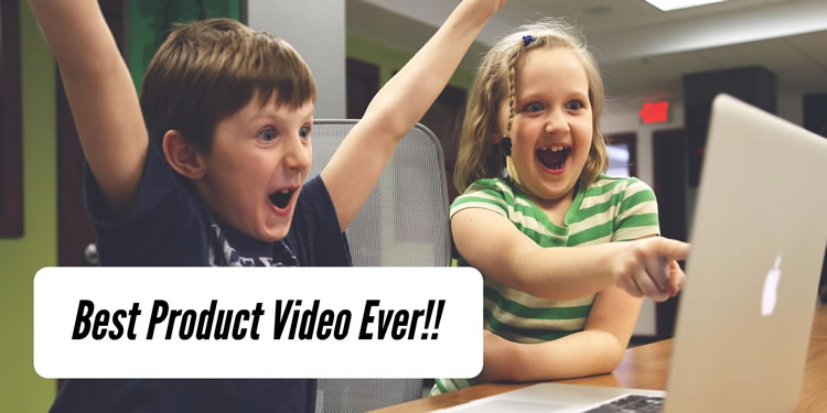 Best Product Video Ever!!
