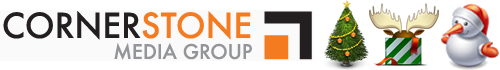 Cornerstone Media Group Corporate Website