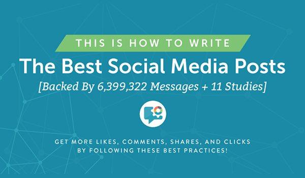 Social Media Posting Tips