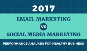 email marketing vs social media marketing
