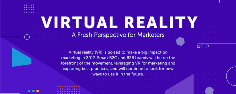 Virtual Reality - A Fresh Perspective for Marketers