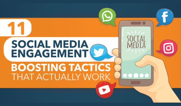 11 Social Media Engagement Boosting Tactics That Really Work