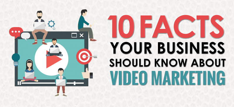 10 Facts Your Business Needs To Know About Video Marketing