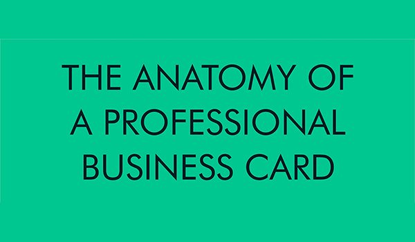 How to Create a Professional Business Card People Won't Throw Away