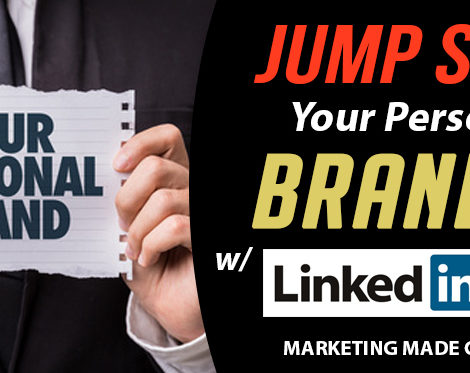 Podcast Ep. #008 – Jump Starting Your Personal Brand with LinkedIn with Gregg Burkhalter