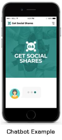 Getting Social Shares Using Chatbots