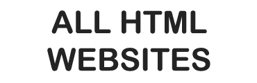 All Other HTML Sites
