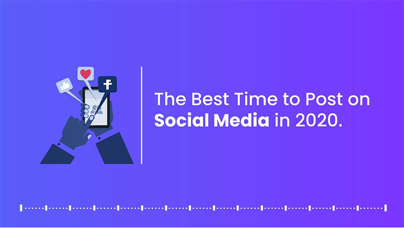 Best Times To Post For The Top 4 Social Media Platforms