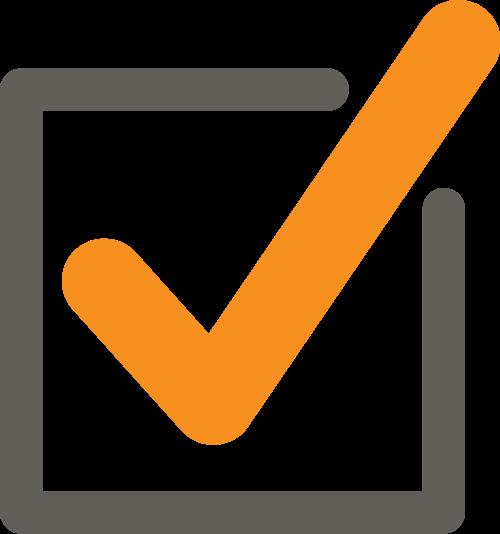 kissclipart check mark icon orange clipart check mark computer 981650589d47b12a