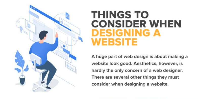7 Essential Things to Consider When Building Any Business Website