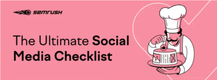 Your Social Media Checklist 2022: Essential Daily, Weekly & Monthly Marketing Tasks